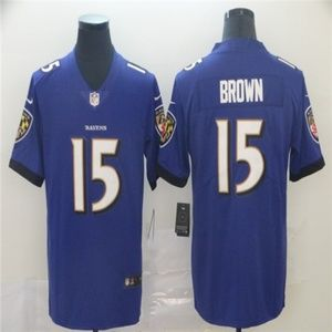Baltimore Ravens Marquise Brown Jersey